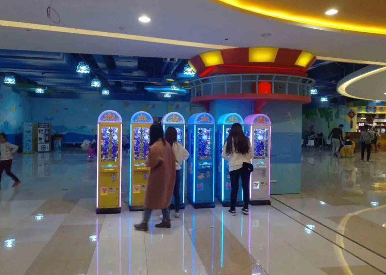 open an arcade game center